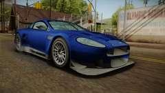 Aston Martin Racing DBR9 2005 v2.0.1 Dirt