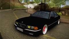 BMW 7 Series E38 Low для GTA San Andreas