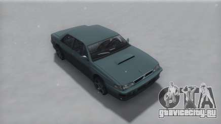 Sultan Winter IVF для GTA San Andreas