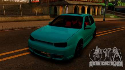 VW Golf 4 для GTA San Andreas