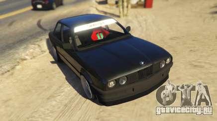 BMW E30 Drift для GTA 5