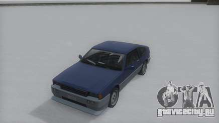 Blista Compact Winter IVF для GTA San Andreas