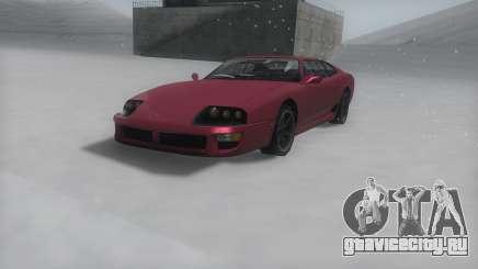 Jester Winter IVF для GTA San Andreas