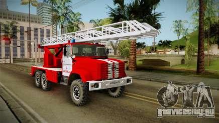 ЗиЛ 433442 АЛ-30 для GTA San Andreas