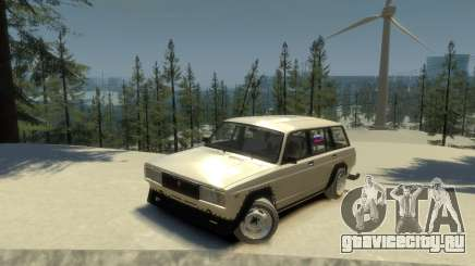 VAZ 2104 VFTS для GTA 4