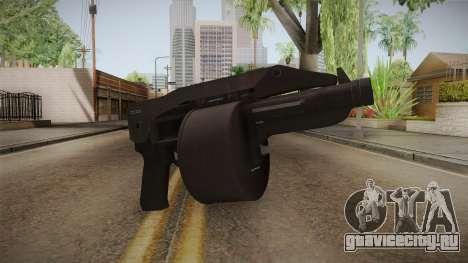 Bikers DLC Sweeper Shotgun для GTA San Andreas