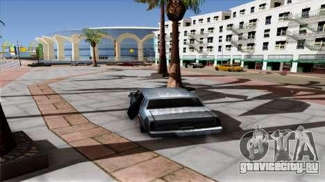 Лучший ENB для GTA San Andreas второй скриншот