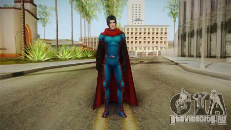 Marvel Future Fight - Wiccan для GTA San Andreas второй скриншот
