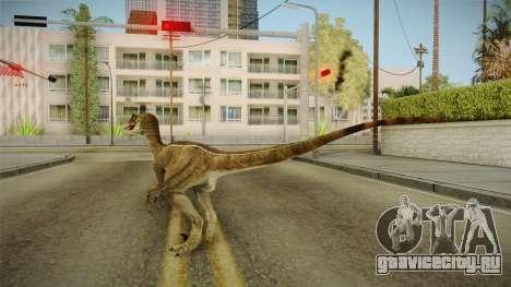 Primal Carnage Velociraptor Classic для GTA San Andreas третий скриншот