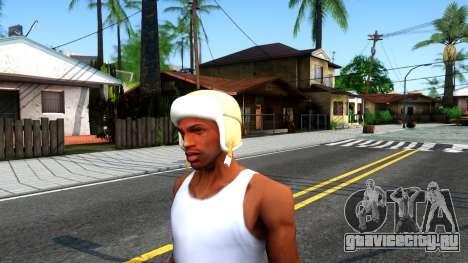 Winter Bomber Hat From The Sims 3 для GTA San Andreas второй скриншот