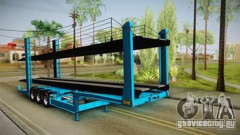 Car Trailer JTZ для GTA San Andreas
