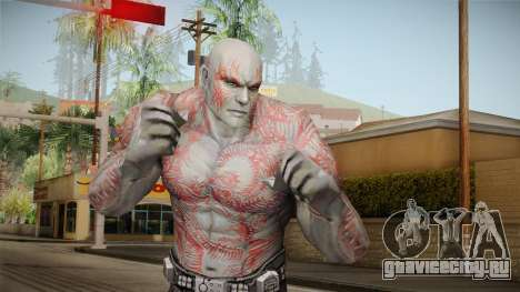 Marvel Future Fight - Drax для GTA San Andreas