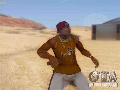GTA 5 Pipe Bomb для GTA San Andreas третий скриншот