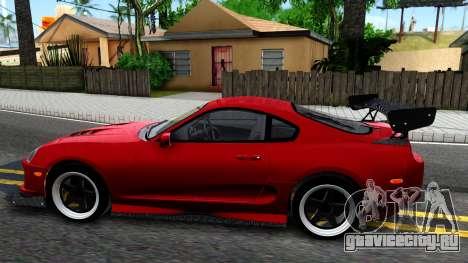 Toyota Supra Mk.IV A80 для GTA San Andreas