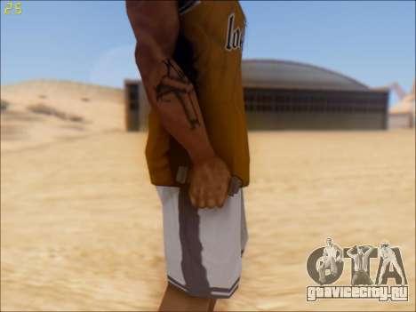 GTA 5 Pipe Bomb для GTA San Andreas второй скриншот
