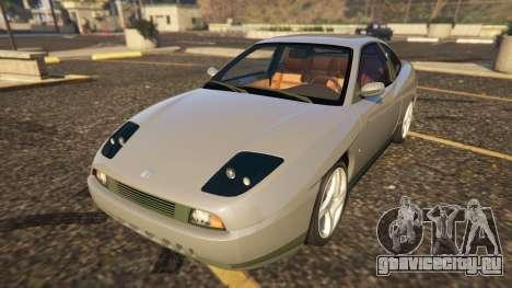 Fiat Coupe для GTA 5
