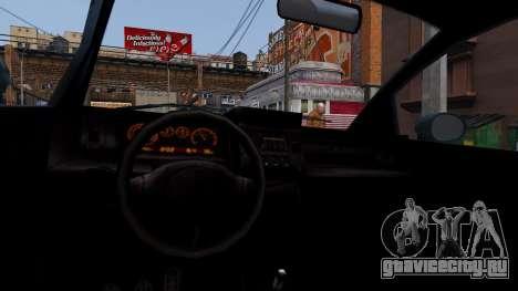 Grotti Brioso Sport для GTA 4 вид изнутри