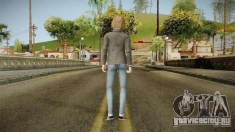 Life Is Strange - Max Caulfield Hoodie v2 для GTA San Andreas третий скриншот