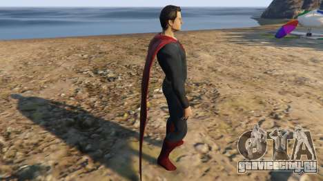 BVS Superman для GTA 5