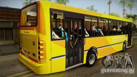 Metalpar Tronador 2 Coniferal для GTA San Andreas