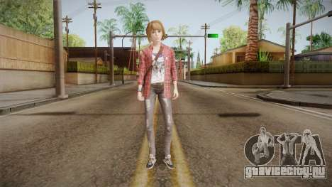 Life Is Strange - Max Caulfield Amber v1 для GTA San Andreas второй скриншот