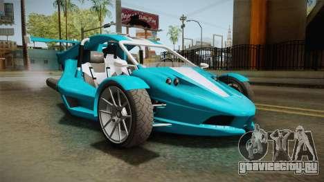 GTA 5 BF Raptor IVF для GTA San Andreas