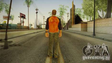 Dead Rising 2 Case Zero - Chuck Greene для GTA San Andreas третий скриншот