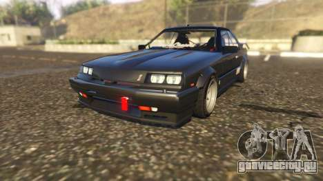 Nissan Skyline RS-X R30 для GTA 5