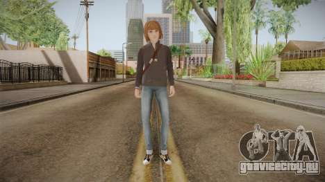 Life Is Strange - Max Caulfield Hoodie v1 для GTA San Andreas второй скриншот