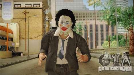 Mortal Kombat X - Leatherface Pretty Lady для GTA San Andreas