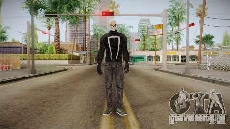 Marvel Heroes - Ghost Rider Robbie Reyes для GTA San Andreas второй скриншот