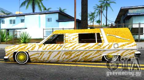 LoW RiDeR RoMeR0 для GTA San Andreas вид слева