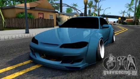 Nissan Silvia S15 326 Rocket Bunny для GTA San Andreas