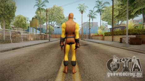 Marvel Heroes - Shocker для GTA San Andreas
