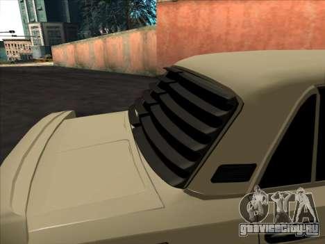 Ваз-2106 Colxoz для GTA San Andreas салон