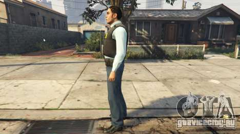 SIPA POLICE для GTA 5 второй скриншот