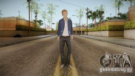 Life Is Strange - Nathan Prescott v1.1 для GTA San Andreas второй скриншот