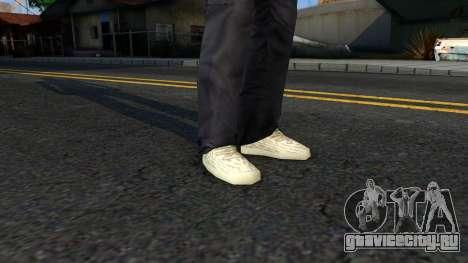 Adidas Yeezy Boost 350 Moonrock для GTA San Andreas третий скриншот