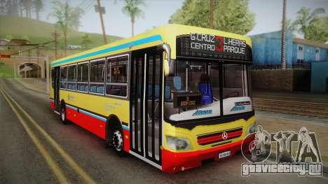 Ialbus Bello 2016 2 puertas для GTA San Andreas