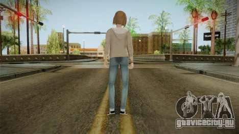 Life Is Strange - Max Caulfield Oregon v2 для GTA San Andreas третий скриншот