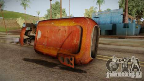 Rey Speeder from Star Wars 7 для GTA San Andreas