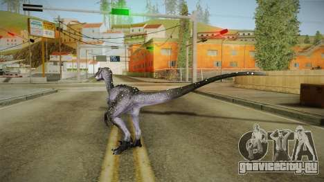 Primal Carnage Velociraptor Starlight для GTA San Andreas