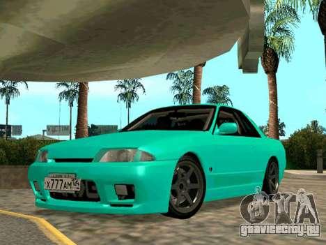 Nissan Skyline R-32 CITY STYLE STOK для GTA San Andreas