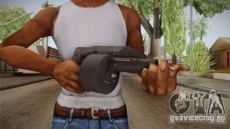 Bikers DLC Sweeper Shotgun для GTA San Andreas третий скриншот