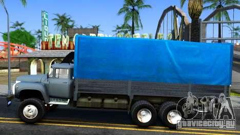 ЗиЛ 133ГЯ v2.0 для GTA San Andreas вид слева
