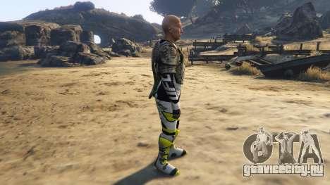 Desalle 25 (Motox Ped) для GTA 5 второй скриншот