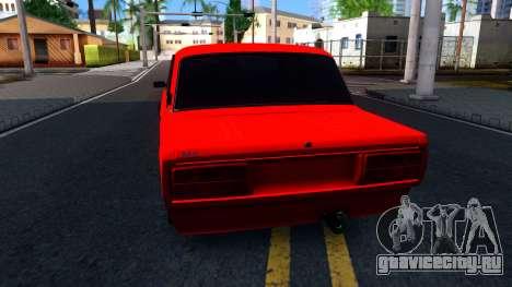 "ВАЗ 2105 ""Пятачок, GVR"" V2 для GTA San Andreas"