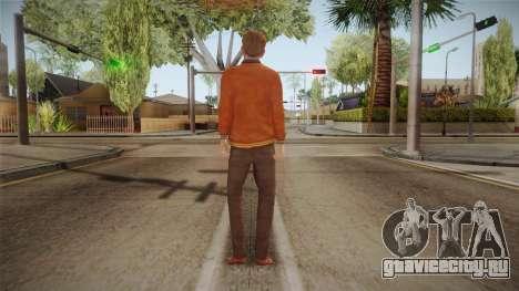 Life Is Strange - Nathan Prescott v2.2 для GTA San Andreas третий скриншот
