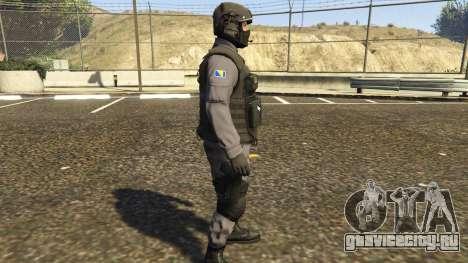 SIPA SWAT 2 для GTA 5 второй скриншот