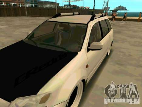 Mitsubishi Outlander Greddy для GTA San Andreas